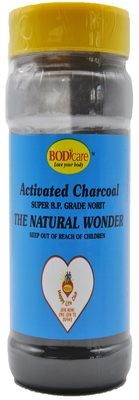 Activated Charcoal 125g