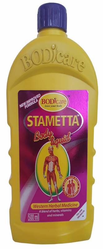 Stametta Body Healing Liquid 500ml
