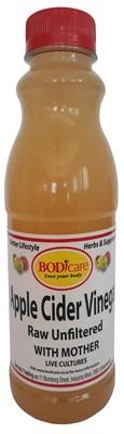 Apple Cider Vinegar Unfiltered 500ml