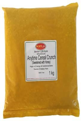 Anytime Cereal Crunch (Sweetened with Honey) 1kg