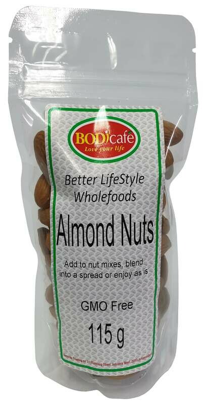 Almond Nuts 115g