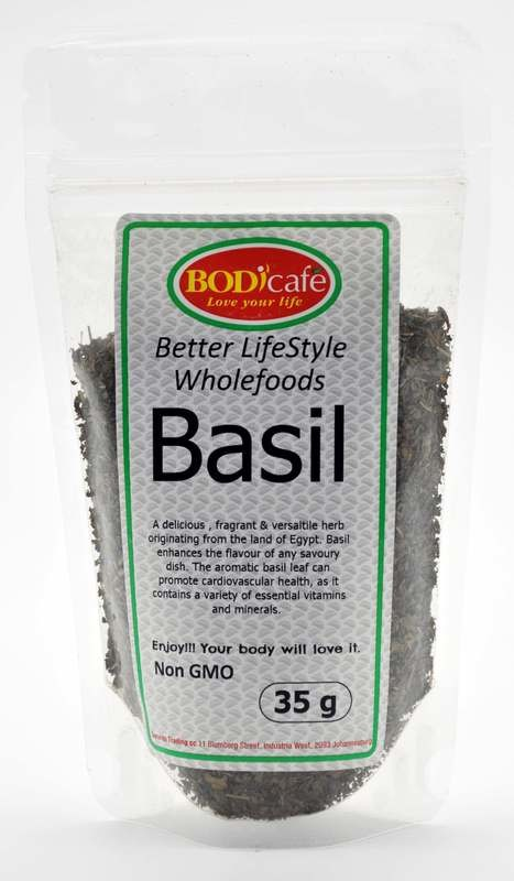 Basil (Dried) 35g