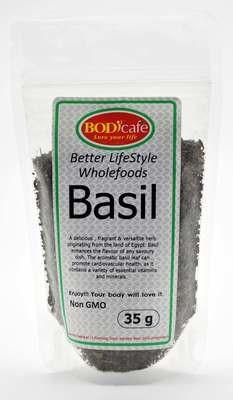 Basil (Dried) 35g