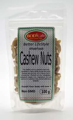 Cashew Nuts 100g