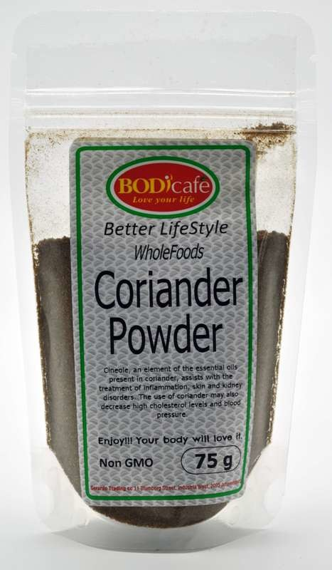 Coriander Powder 75g
