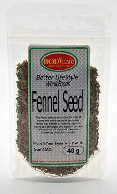 Fennel Seeds 40g