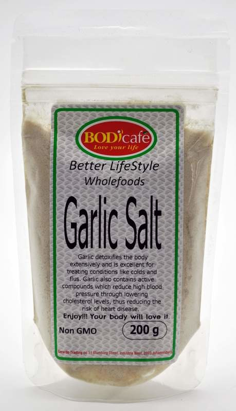 Garlic Salt 200g