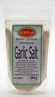 Garlic Salt 200g