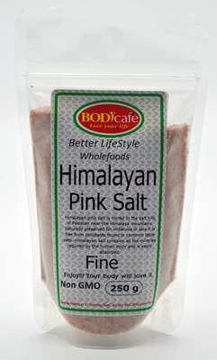 Himalayan Pink Salt  (Fine) 250g