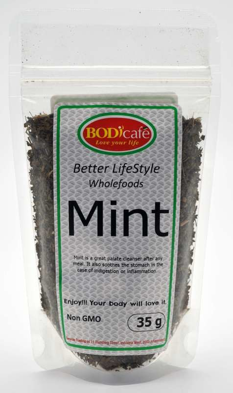 Mint (Dried) 35g