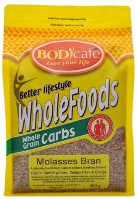 Molasses Bran 350g