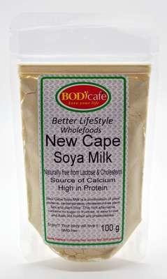 New Cape Soya Milk Powder 100g