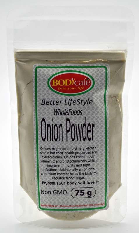 Onion Powder 75g