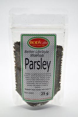 Parsley (Dried) 25g