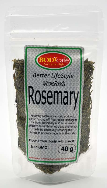 Rosemary (Dried) 40g
