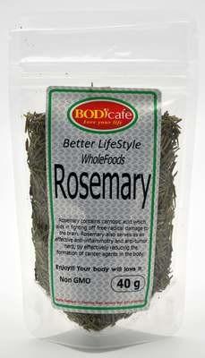 Rosemary (Dried) 40g