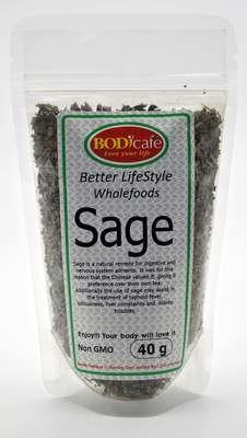 Sage (Dried) 40g