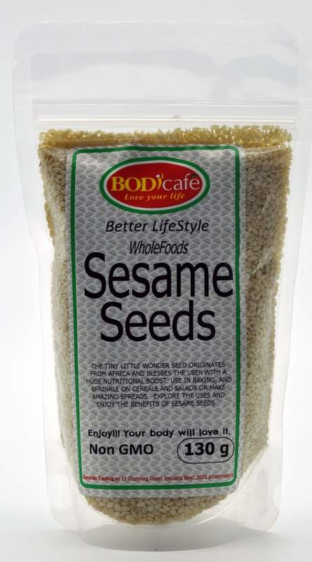 Sesame Seeds 130g