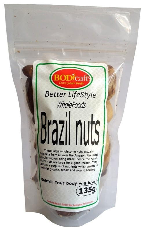 Brazil Nuts 135g