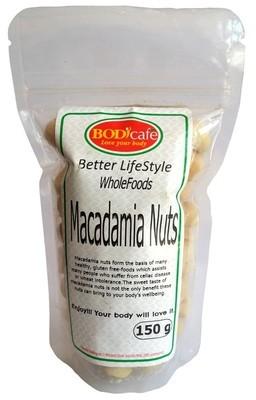Macadamia Nuts 150g