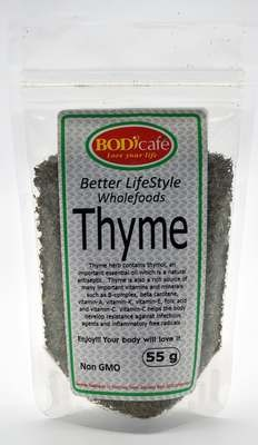 Thyme (Dried) 55g