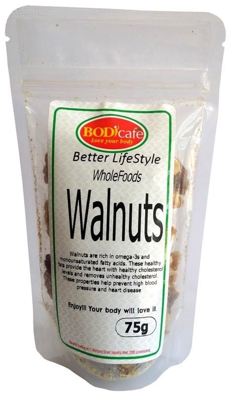 Walnuts 75g