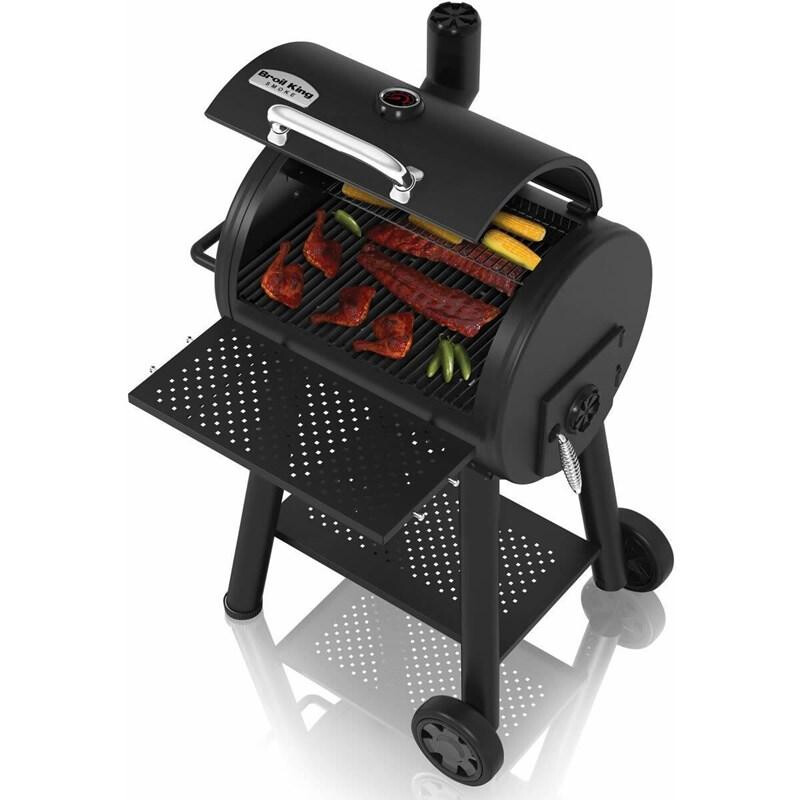 УГОЛЬНЫЙ ГРИЛЬ Broil King CHARCOAL SMOKE GRILL 500