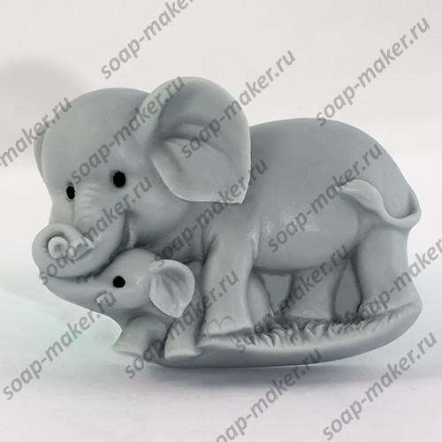 Слоны 2D