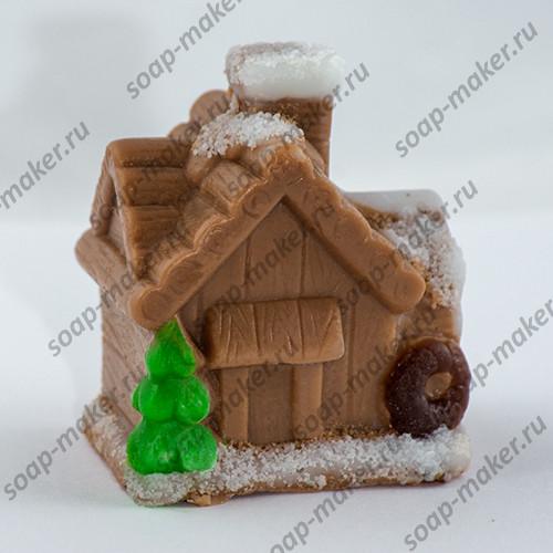 Снежный домик 3D