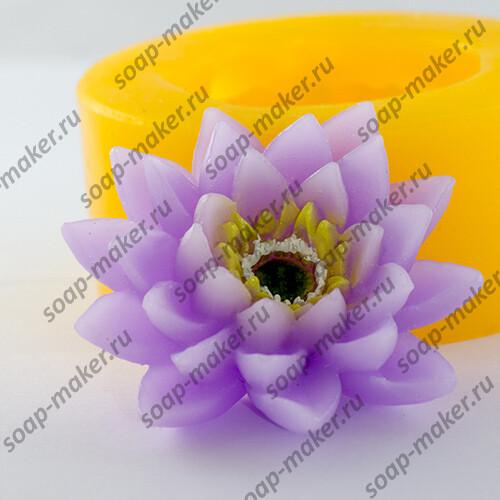 Цветок 3D