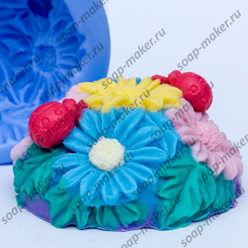 Цветочная полянка 2