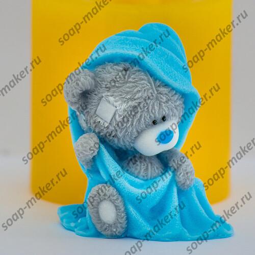 Тедди в полотенце