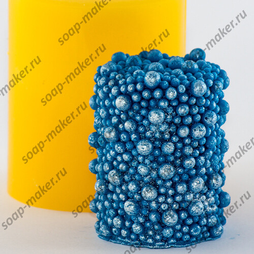 """Цилиндр """"шарики"""" 3D"""
