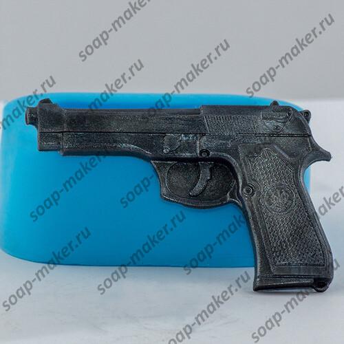 Маленький пистолет 2D
