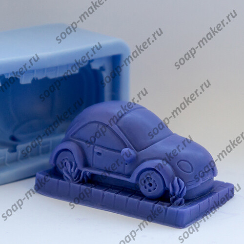 Машина 3D