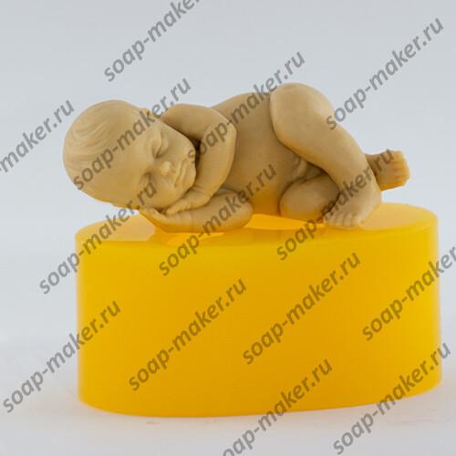 Спящий малыш 2 3D