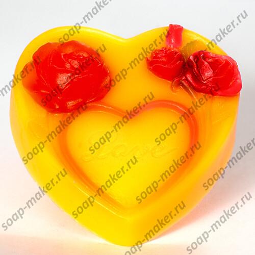 Сердце в сердце 2D