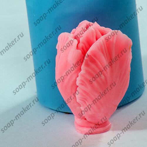 Тюльпан бутон 3 3D
