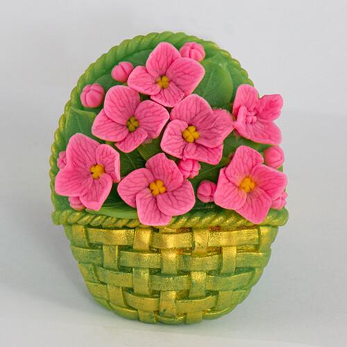 Козинка с цветами 2 2D