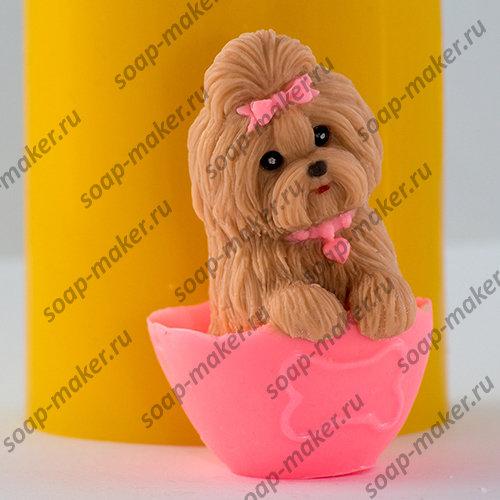 Маленький пес 3 3D