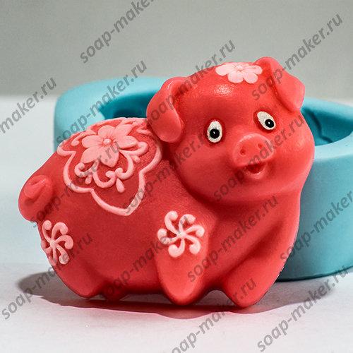 Свинка 2 3D