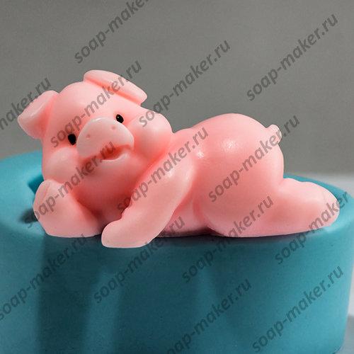 Свинка 4 3D