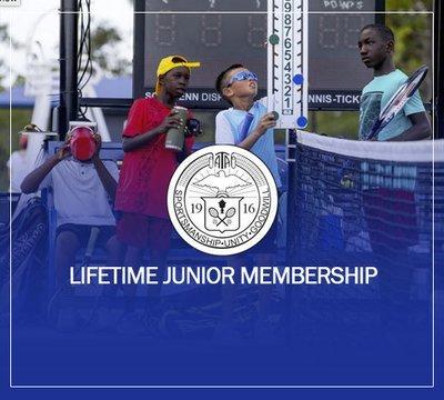 LIFETIME ATA Junior Membership