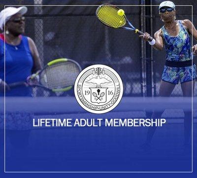 LIFETIME ATA Adult Membership