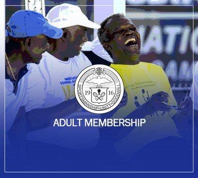 Annual ATA Adult Membership