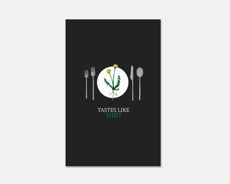 [Pre-Order] Tastes like Dirt zine