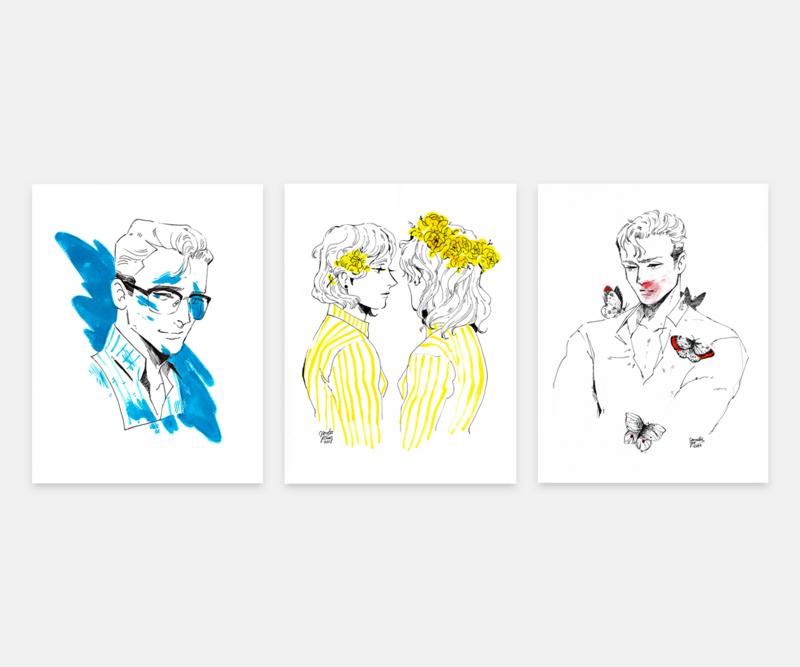 Last chance 11 x 8.5 inch  prints