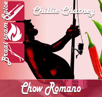 BSS - Chow Romano 500ml