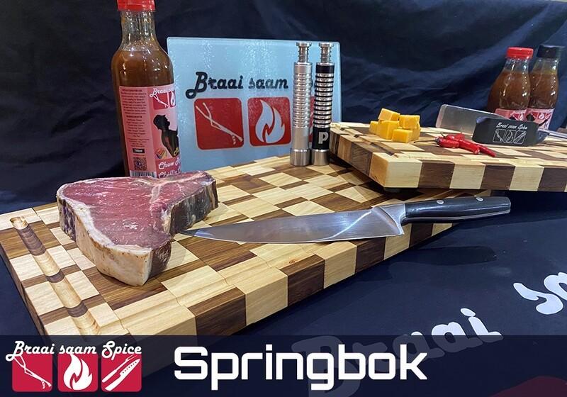 BSS-CB - Springbok - Cutting/Serving Board (530x270)