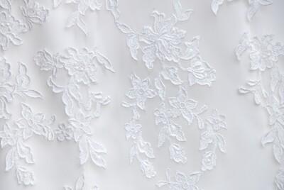 Estee - A-Line Princess Tulle Wedding Dress